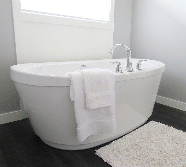 מגבות ומוצרי אמבט