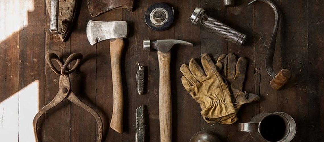 5 כלי עבודה שאתם חייבים שיהיה לכם בבית